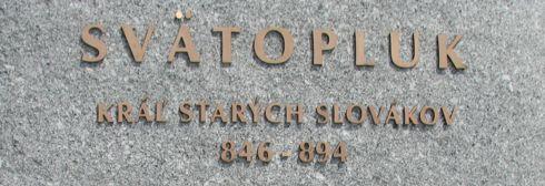 Svätopluk -  kráľ starých Slovákov, 846 - 894