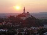 Nitra - hlavné mesto Slovenska.