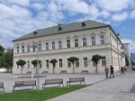Prvá budova Matice Slovenskej v Martine.