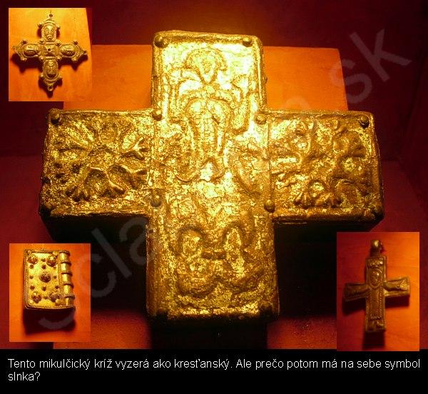Mikulčice, Valy, muzeálna expozícia