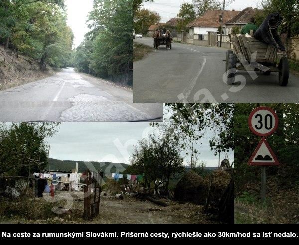 Na ceste za rumunskými Slovákmi