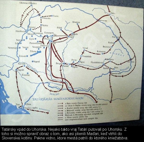 Tatársky vpád do Uhorska