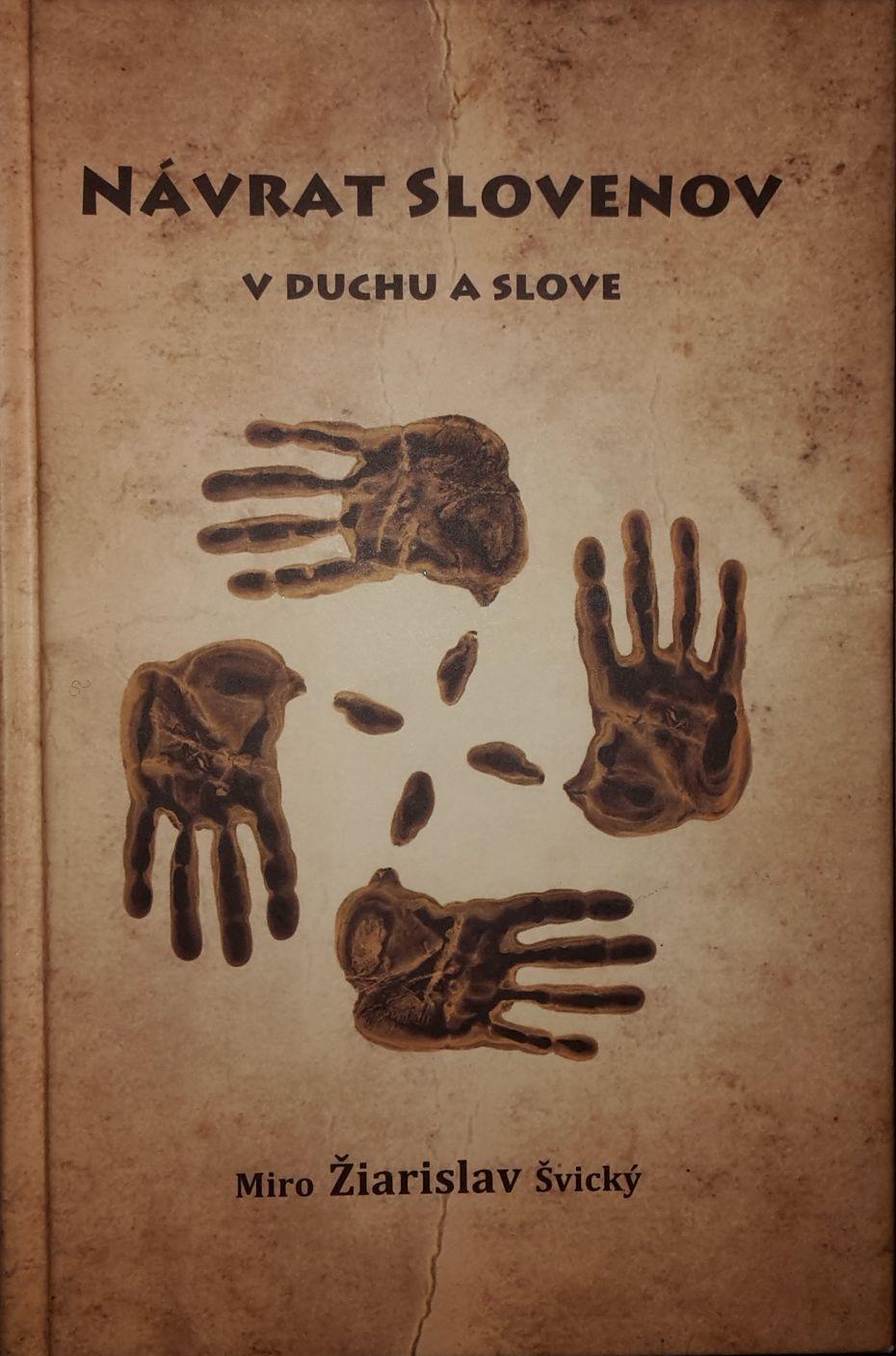Návrat Slovenov v duchu a slove, Vydavateľstvo Citadella, Vydavateľstvo Diva, 2014