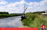 Slovania v Ukranenlande, podobne ako Vikingovia, používali člny na dopravu po riekach. Takto z nich boli vynikajúci obchodníci.